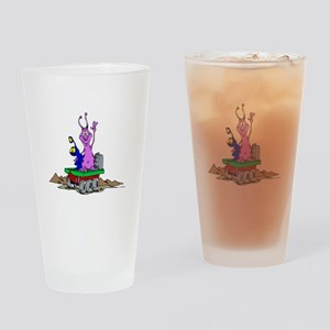 Rover Travelers Drinking Glass