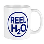 Reel H2o Coffee Mugs