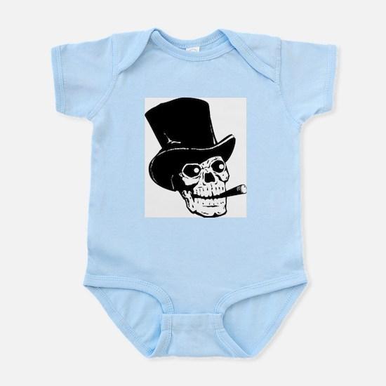 Black Skull Body Suit