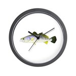 Spotted Seatrout 2 Wall Clock
