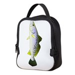 Spotted Seatrout 2c Neoprene Lunch Bag