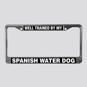 Well Trained By My Spanish Water Dog