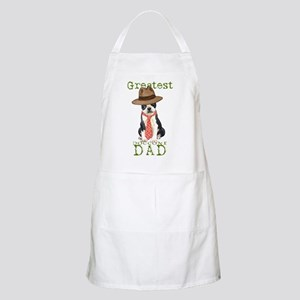 Boston Dad BBQ Apron