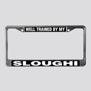 Well Trained By My Sloughi