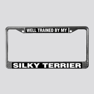 Well Trained By My Silky Terrier