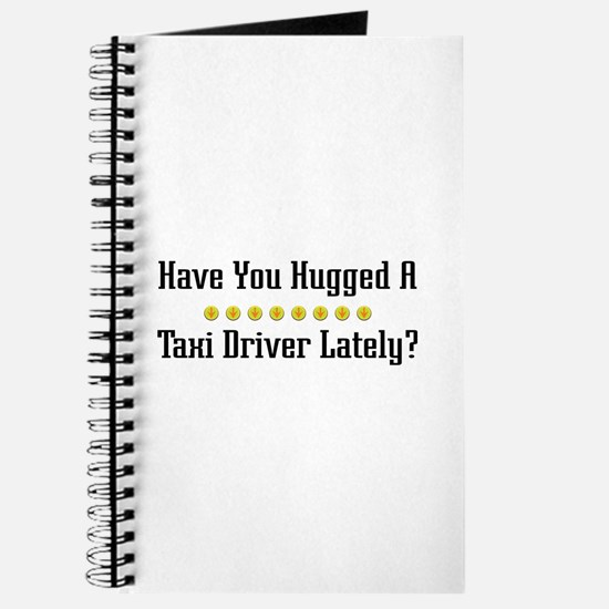 Hugged Taxi Driver Journal