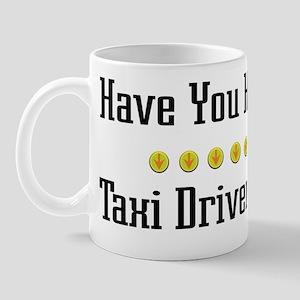 Hugged Taxi Driver Mug