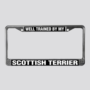 Well Trained By My Scottish Terrier