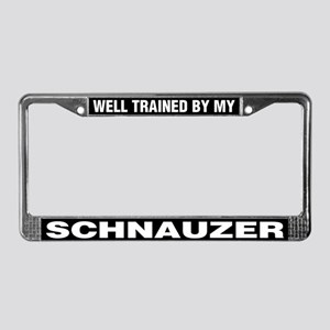 Well Trained By My Schnauzer