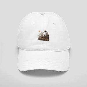 Mountain Goat Baseball Cap