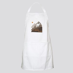 Mountain Goat Apron