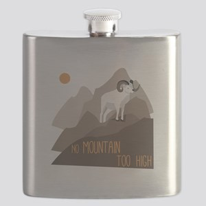 Mountain Goat Flask