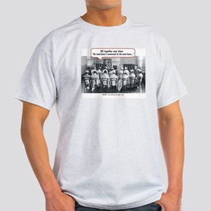 All Together Now Nurses Light T-Shirt