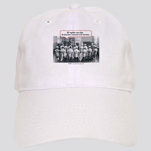 All Together Now Nurses Cap