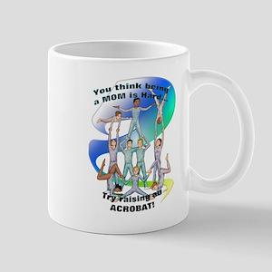 raising acrobat Mugs