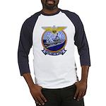 USS ANTIETAM Baseball Jersey