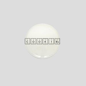 Cookies Chemical element C57c7 Mini Button