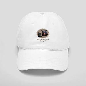 BLACK BEAR AND CUB - ENDANGRE Cap