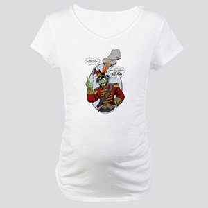 Jagermonster Philosophy Maternity T-Shirt