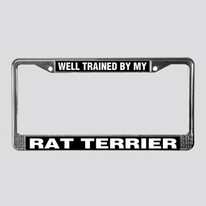Well Trained By My Rat Terrier