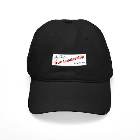 """True Leadership"" Black Cap"