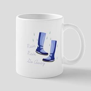Rain Rain Go Away Mugs