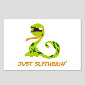 Slytherin Snake Postcards (Package of 8)