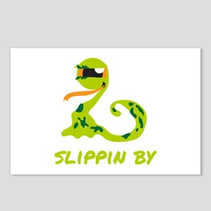 Slippin By Postcards (Package of 8)
