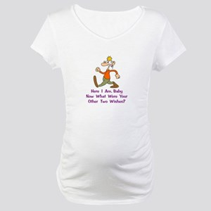 Other Two Wishes #2 Gift Maternity T-Shirt
