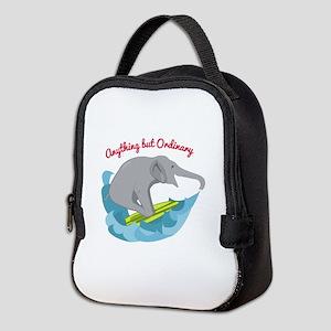 Not Ordinary Neoprene Lunch Bag