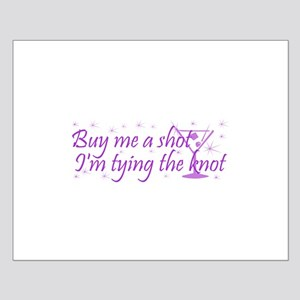 BP - Buy Me A Shot (Purple Ma Small Poster