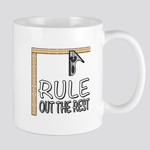 Rule out the Rest Mugs