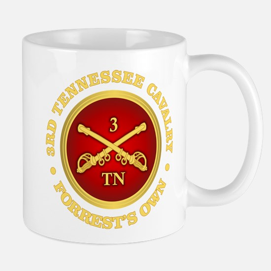3rd Tennessee Cavalry Mugs