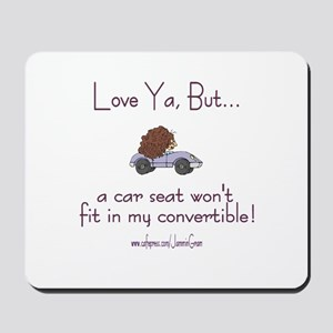 LYB CONVERTIBLE Mousepad