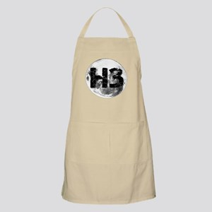 H3 On The Moon BBQ Apron