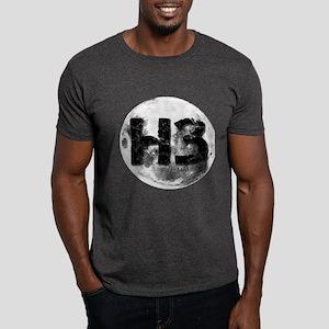 H3 On The Moon Dark T-Shirt