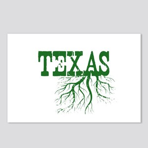 Texas Roots Postcards (Package of 8)