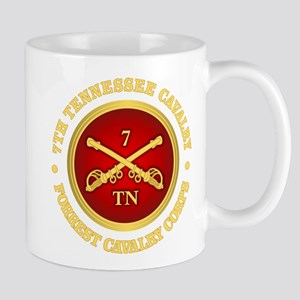7th Tennessee Cavalry Mugs