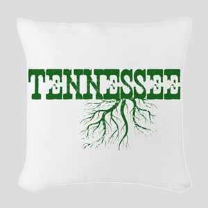 Tennessee Roots Woven Throw Pillow