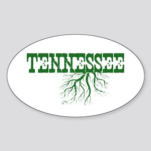 Tennessee Roots Sticker (Oval)