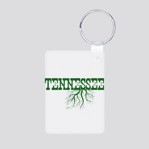 Tennessee Roots Aluminum Photo Keychain