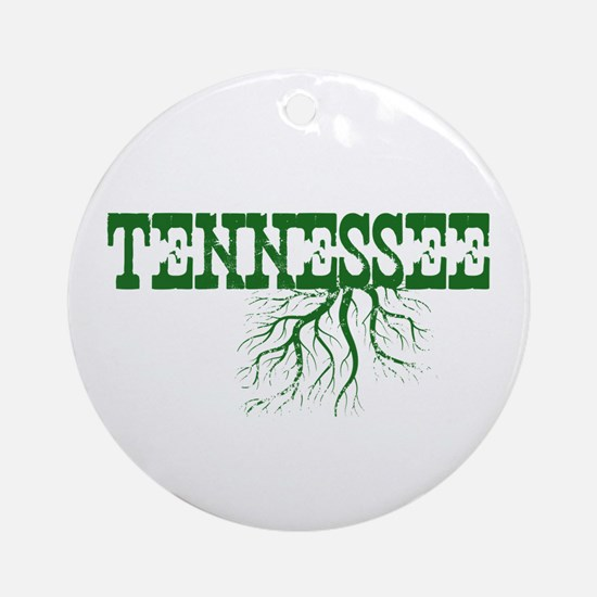 Tennessee Roots Ornament (Round)
