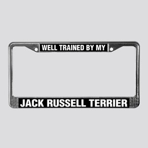 Well Trained By My Jack Russell Terrier