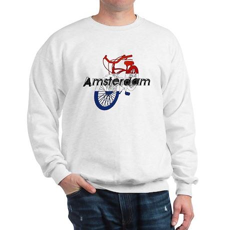 Amsterdam Bicycle Sweatshirt