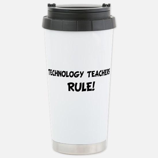 TECHNOLOGY TEACHERS Rule! Mugs