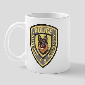 Police Canine Unit Mug