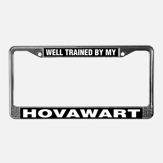 Well Trained By My Hovawart