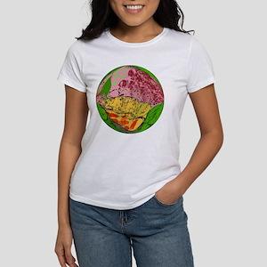 Plants and Fish Bowl Women's T-Shirt