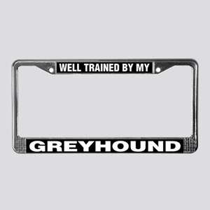 Well Trained By My Greyhound