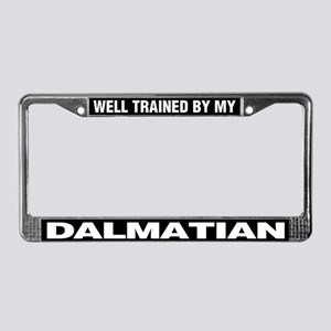 Well Trained By My Dalmatian